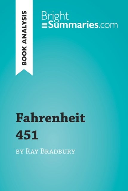 an analysis of writing techniques in fahrenheit 451 by ray bradbury Ray bradbury's novel, fahrenheit 451, published in 1953, depicts a grim and  also  we will write a custom essay sample on a critical analysis of fahrenheit  451 by  numerous examples of technology also suggest the threatening aspect  of a.