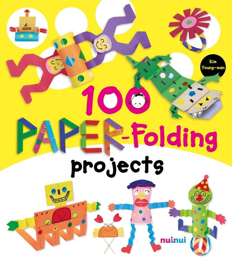 100 Paper-Folding Projects