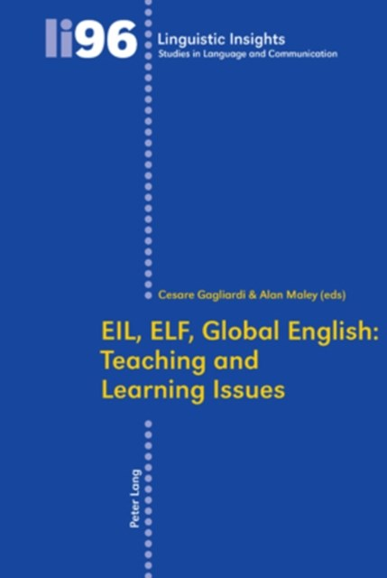 EIL, ELF, Global English