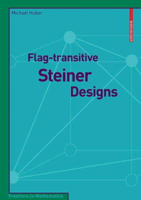(ebook) Flag-transitive Steiner Designs