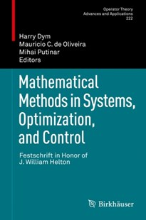 (ebook) Mathematical Methods in Systems, Optimization, and Control - Business & Finance Organisation & Operations