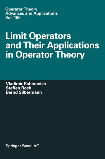 Limit Operators and Their Applications in Operator Theory