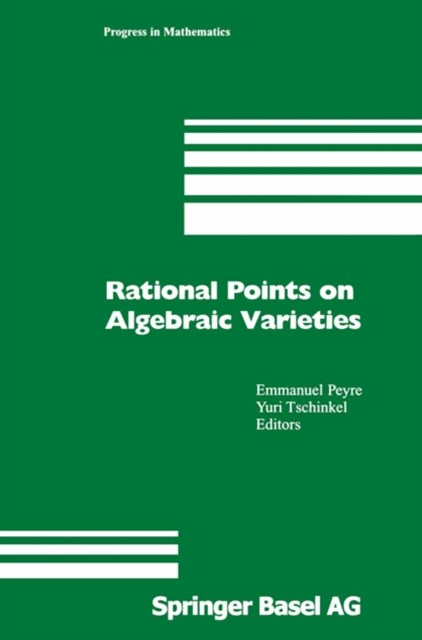 Rational Points on Algebraic Varieties