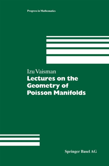 (ebook) Lectures on the Geometry of Poisson Manifolds