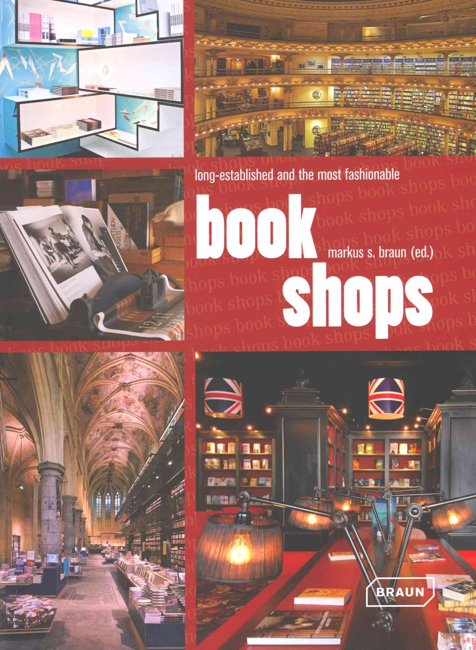 Long-Established and Most Fashionable Book Shops