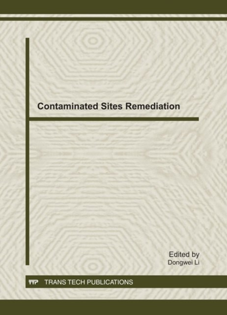 Contaminated Sites Remediation