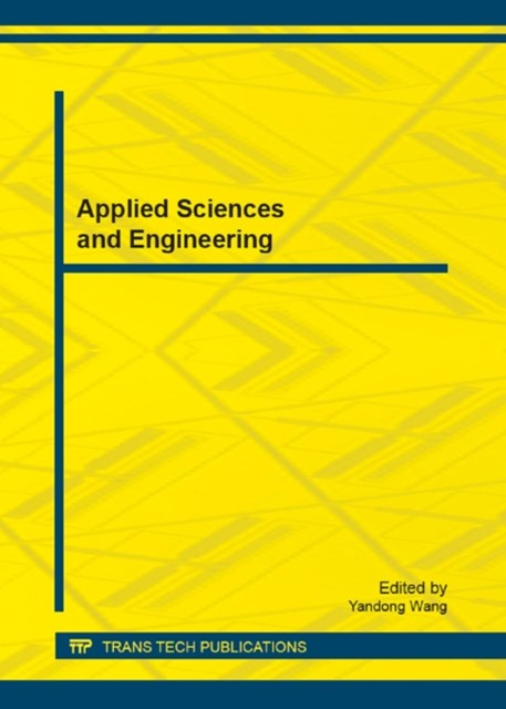 Applied Sciences and Engineering
