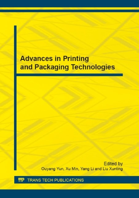 Advances in Printing and Packaging Technologies