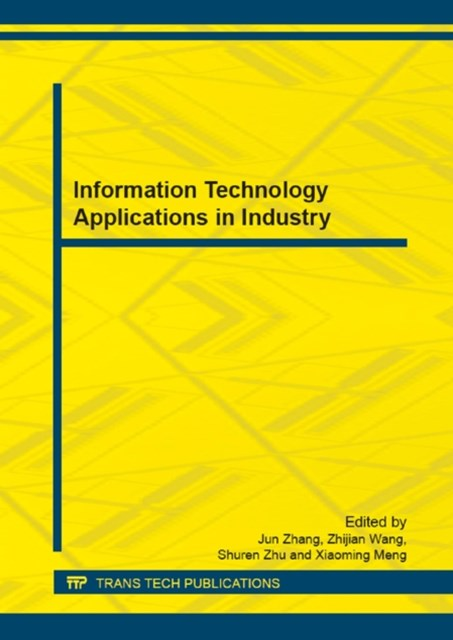 Information Technology Applications in Industry