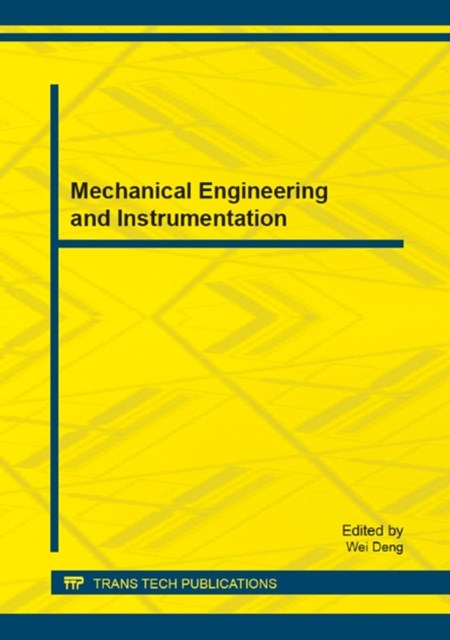(ebook) Mechanical Engineering and Instrumentation
