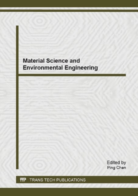 Material Science and Environmental Engineering