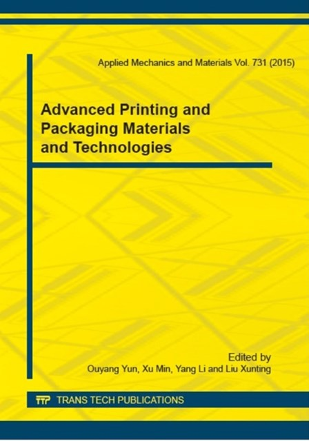 Advanced Printing and Packaging Materials and Technologies