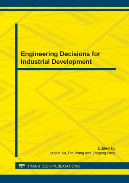 (ebook) Engineering Decisions for Industrial Development