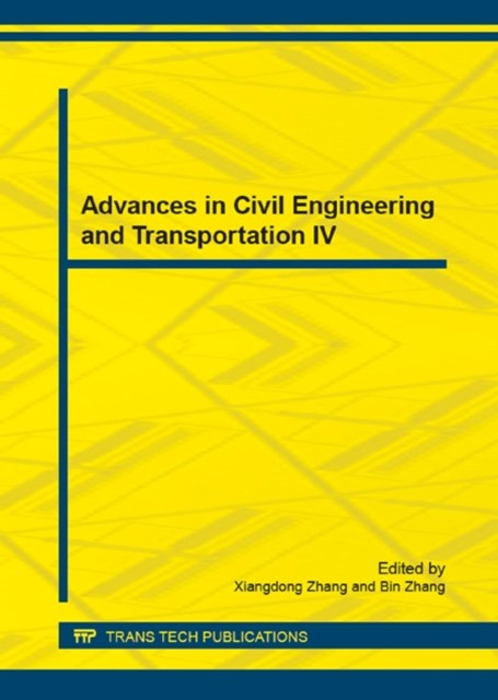 Advances in Civil Engineering and Transportation IV
