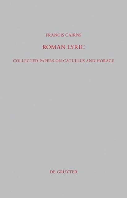 (ebook) Roman Lyric