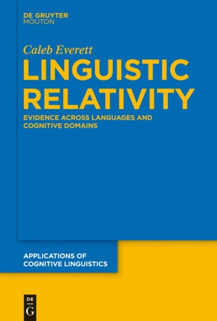 (ebook) Linguistic Relativity