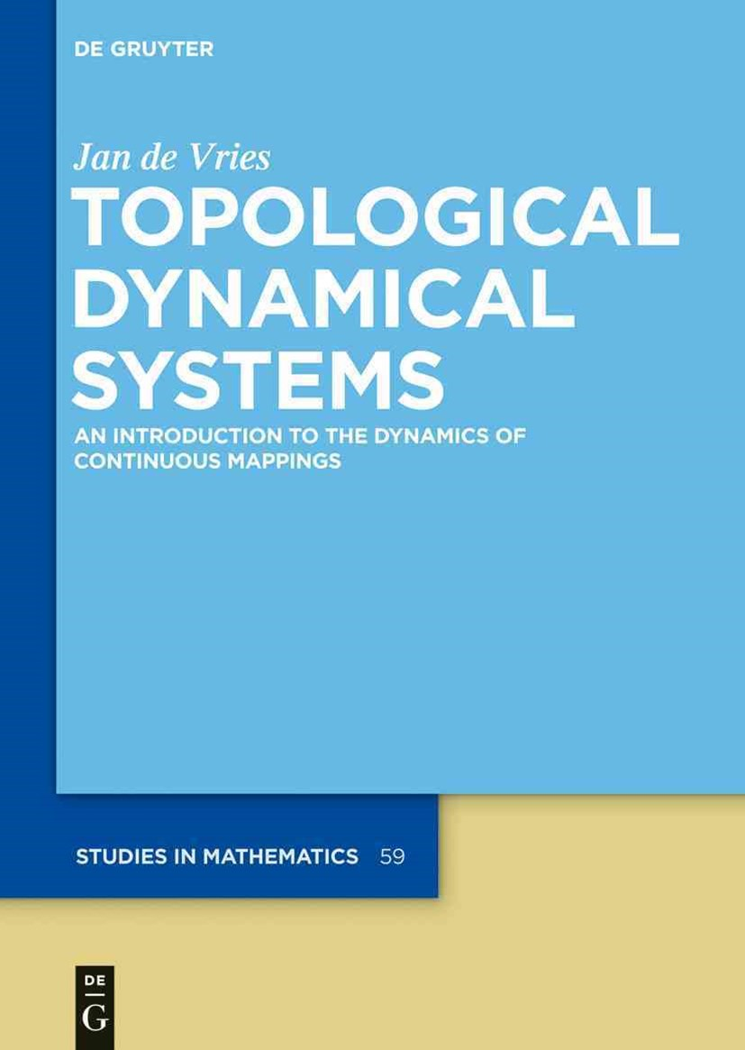 Topological Dynamical Systems