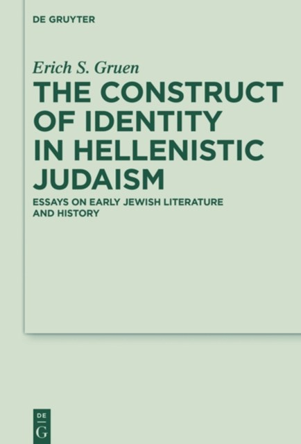 Construct of Identity in Hellenistic Judaism