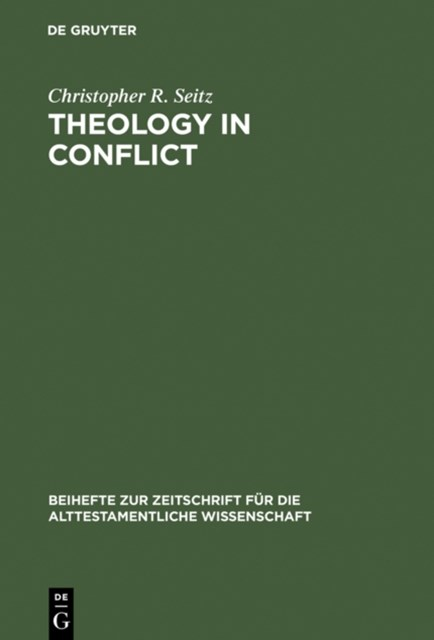 (ebook) Theology in Conflict