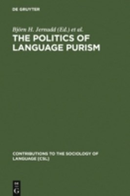 Politics of Language Purism