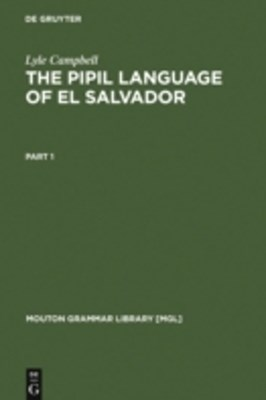Pipil Language of El Salvador