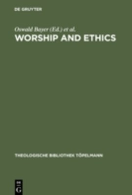 Worship and Ethics