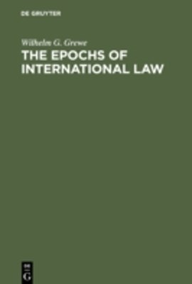 Epochs of International Law