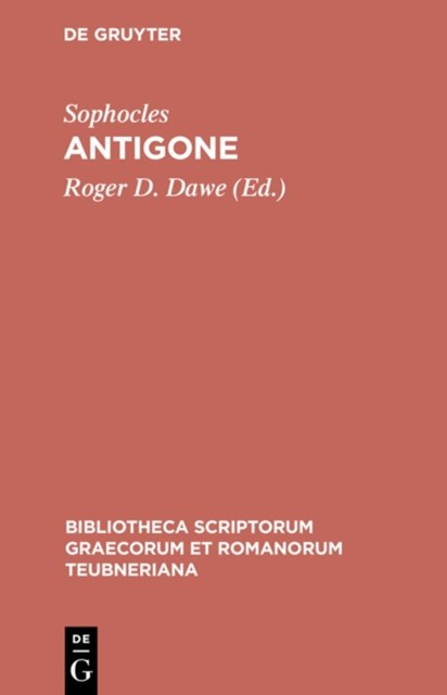 (ebook) Antigone