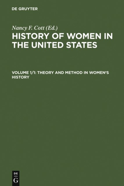 Theory and Method in Women's History