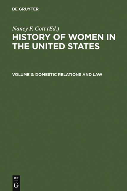 Domestic Relations and Law