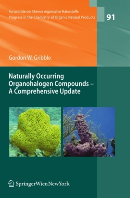 Naturally Occurring Organohalogen Compounds - A Comprehensive Update