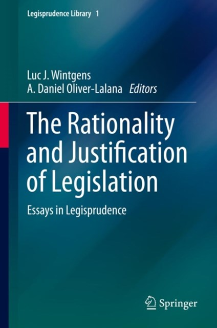 (ebook) Rationality and Justification of Legislation