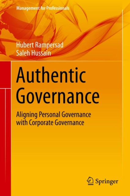 (ebook) Authentic Governance