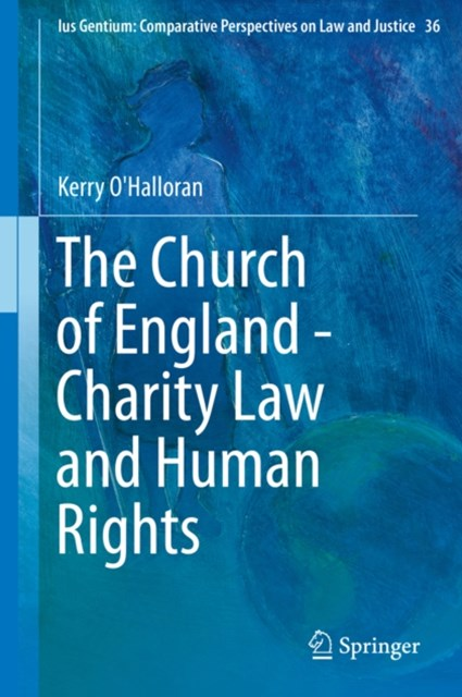 Church of England - Charity Law and Human Rights