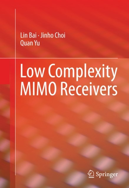 (ebook) Low Complexity MIMO Receivers
