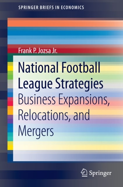 (ebook) National Football League Strategies