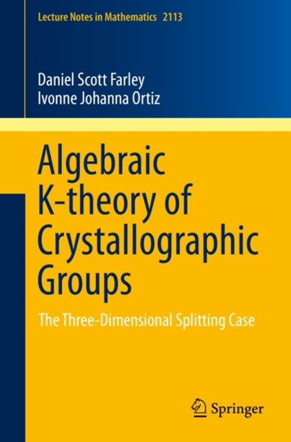 Algebraic K-theory of Crystallographic Groups