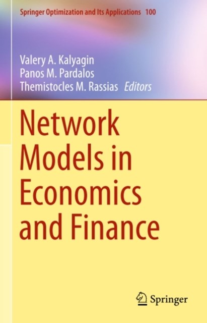 (ebook) Network Models in Economics and Finance