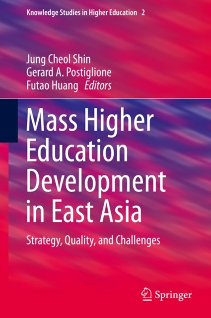 (ebook) Mass Higher Education Development in East Asia