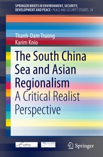 (ebook) South China Sea and Asian Regionalism - Philosophy Modern