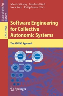 (ebook) Software Engineering for Collective Autonomic Systems - Computing Programming