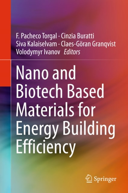 (ebook) Nano and Biotech Based Materials for Energy Building Efficiency