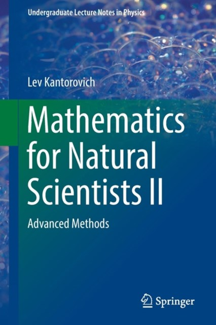 Mathematics for Natural Scientists II