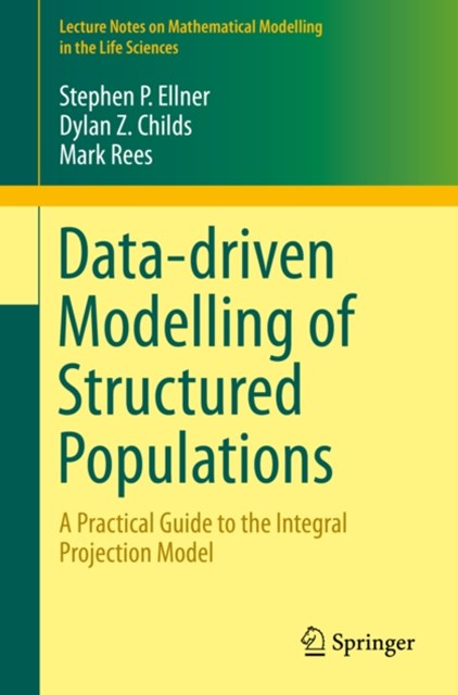 (ebook) Data-driven Modelling of Structured Populations