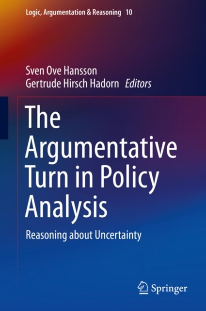 Argumentative Turn in Policy Analysis
