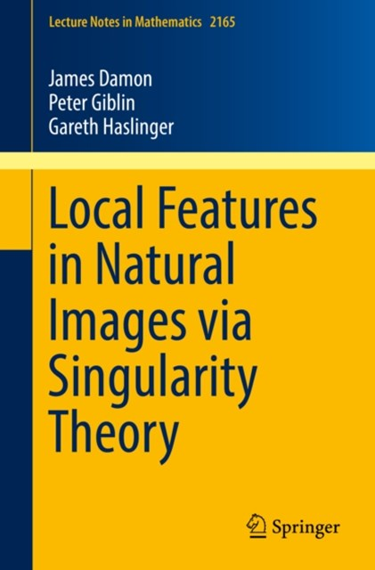 (ebook) Local Features in Natural Images via Singularity Theory