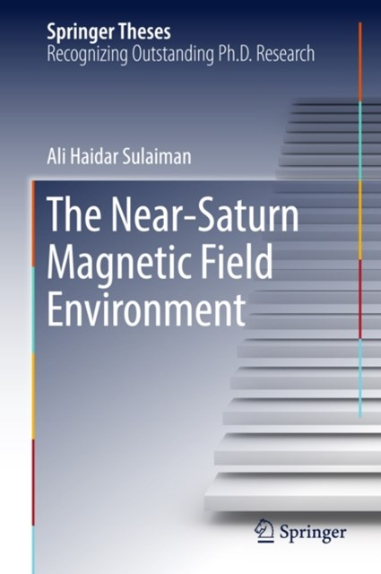Near-Saturn Magnetic Field Environment