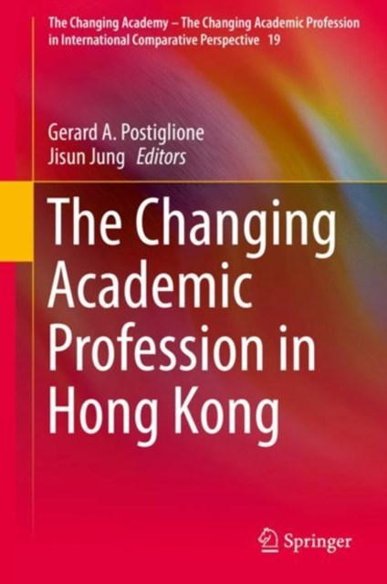 (ebook) Changing Academic Profession in Hong Kong