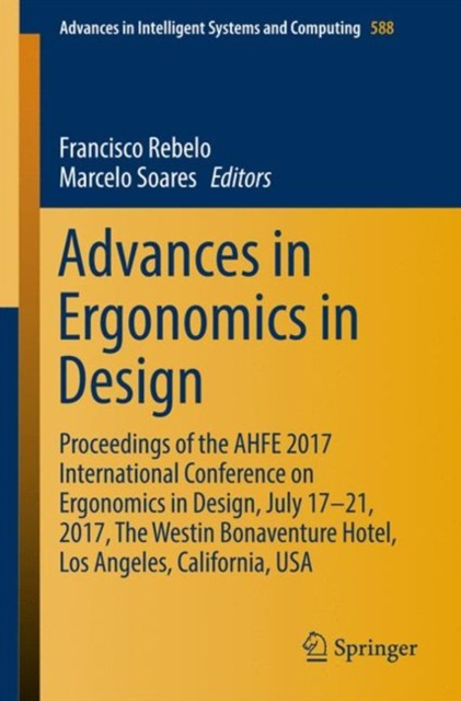 (ebook) Advances in Ergonomics in Design