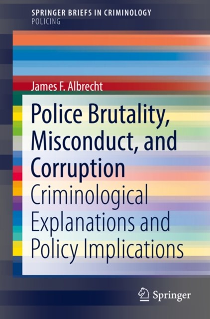 (ebook) Police Brutality, Misconduct, and Corruption